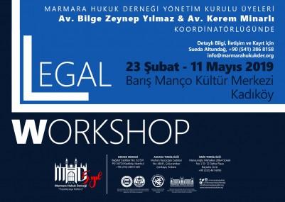 Legal Workshop Cover